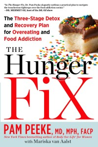 Dr. Pam Peeke and The Hunger Fix
