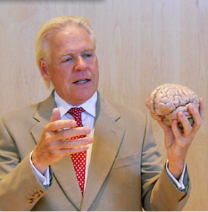 Slow the Aging Process - Alarik Arenander, Ph.D., is Director of the Brain Research Institute