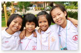 transcendental meditation thailand - School Girls