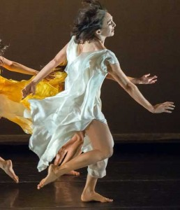 Isadora Duncan Dancer Lori Belilove Comes to Iowa for Rare Performance