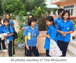 Transcendental Meditation and At-Risk Girls in Thailand